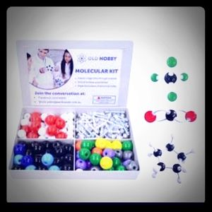 Molecular kit 236 pieces